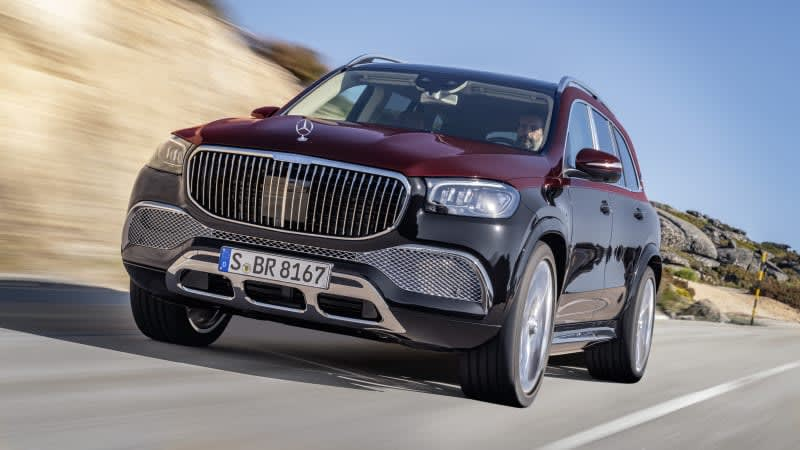 2021 Mercedes-Maybach GLS 600 is business class without the jet lag