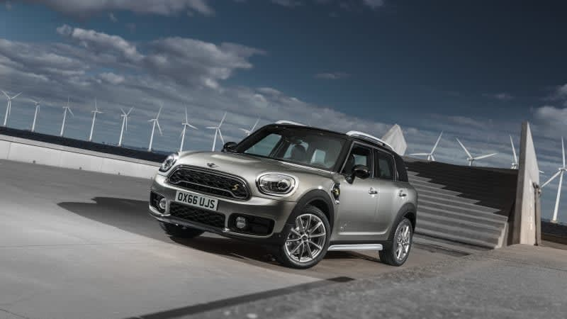 2019 Mini E Countryman Review   Not a great plug-in hybrid, but still great