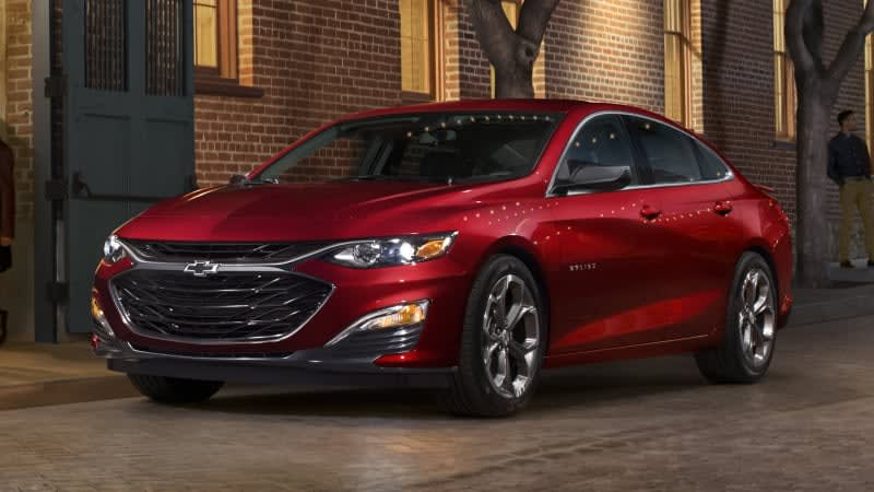 Chevy updates: Malibu gets RS trim, Cruze loses manual, Spark sticks around