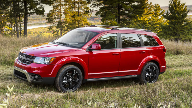 Dodge Journey to get a performance-focused replacement in 2022?
