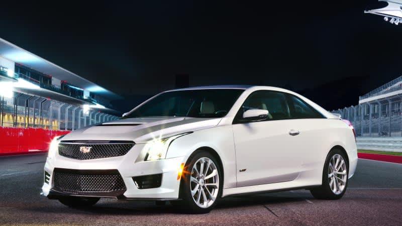 2019 Cadillac ATS-V Coupe Drivers' Notes Review | Not your granddad's Coupe de Ville
