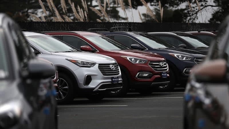 Hyundai and Kia to pay $137 million fine for delayed U.S. recalls