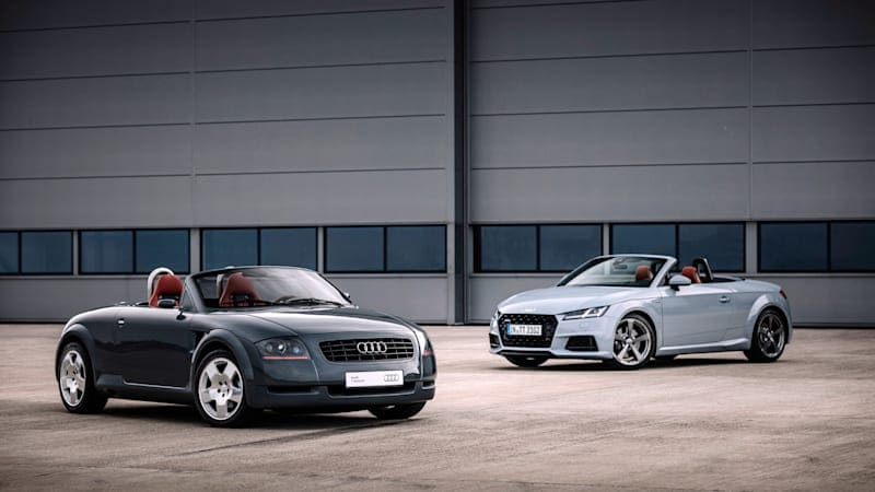 Audi TT gets the ax ahead of an electric overhaul of automaker's lineup