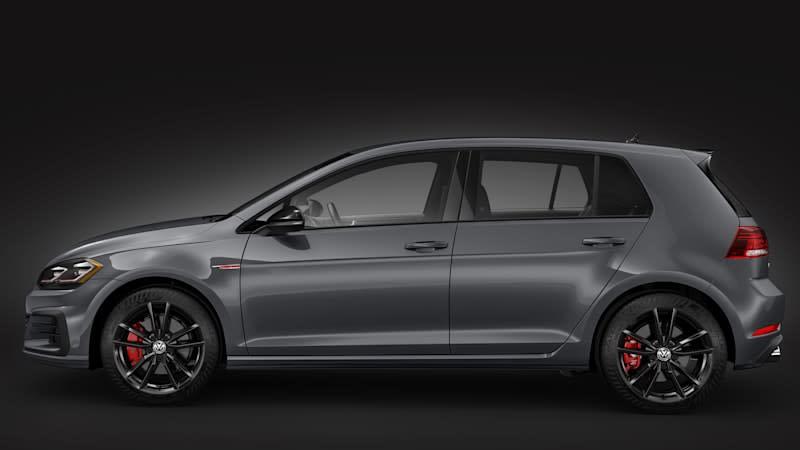 2019 VW GTI gets retro-inspired Rabbit Edition, standard LSD, higher price
