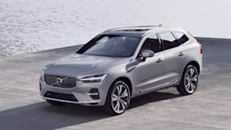 Volvo updates XC60 and adds Android-based infotainment to more models