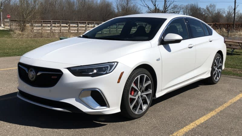 2019 Buick Regal GS Review | Because Buicks are allowed to be cool, too