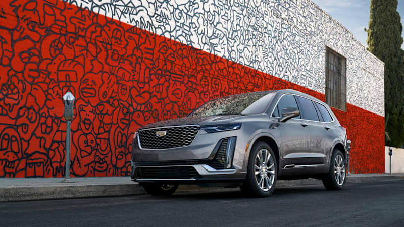 2021 Cadillac XT6 adds 2.0-liter turbo and new base trim in second year