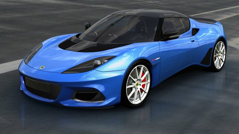 The new Lotus Evora GT430 Sport is quicker with an automatic
