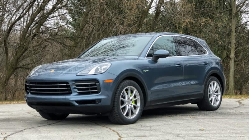2019 Porsche Cayenne E-Hybrid Drivers' Notes | A plug-in performer