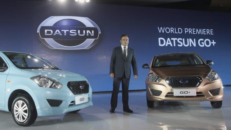Nissan plans $2.8 billion in cuts, dumps Datsun brand as it restructures