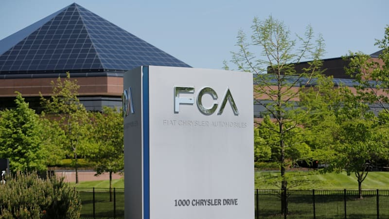 Fiat Chrysler to recall 1 million vehicles that may pollute too much