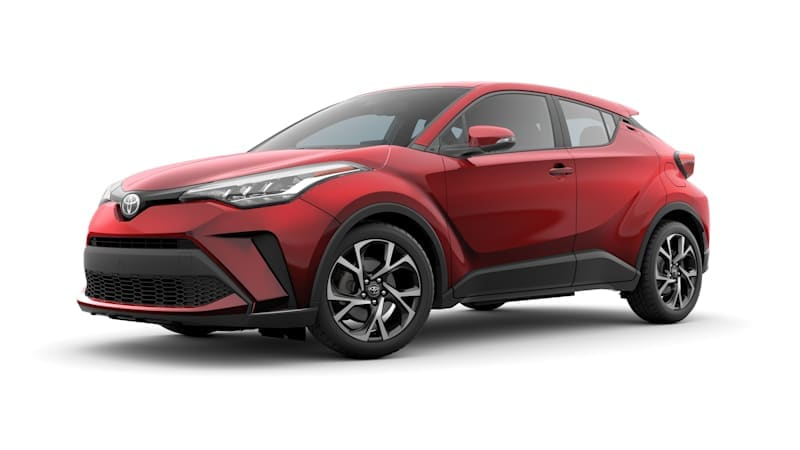 2020 Toyota C-HR gets a new sense of style