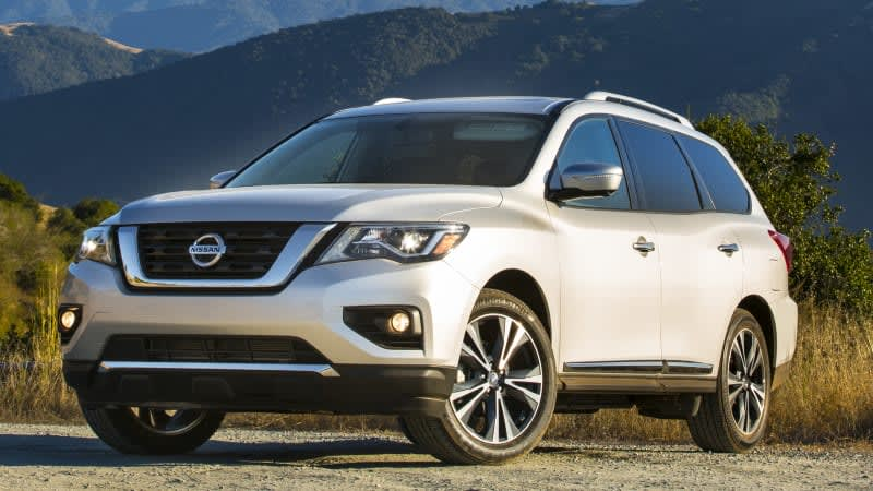 Nissan recalls over 215,000 crossovers and sedans for fire risk