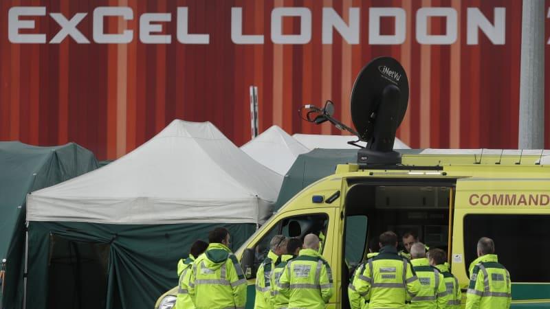 Britain orders 10,000 ventilators from F1/McLaren/Mercedes/Ford/Rolls-Royce/Airbus