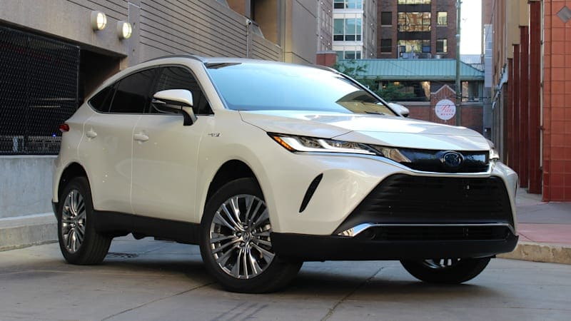 2021 Toyota Venza Review   The fancy RAV4 Hybrid