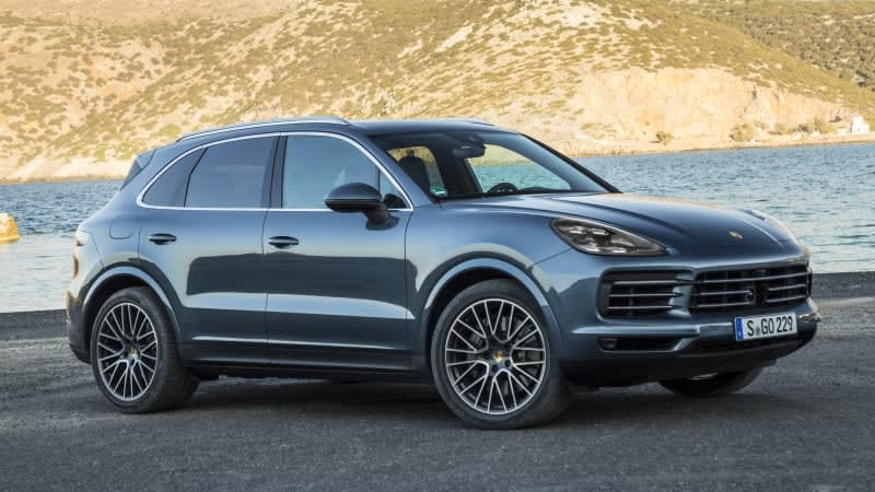 2019 Porsche Cayenne S Second Drive | Finding the middle ground