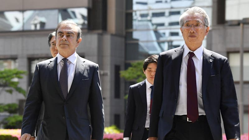 Carlos Ghosn's lawyers in Japan quit after client's flight to Lebanon