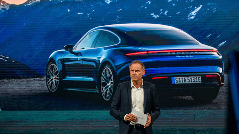 Porsche CEO Oliver Blume will be installed as head of the VW brand