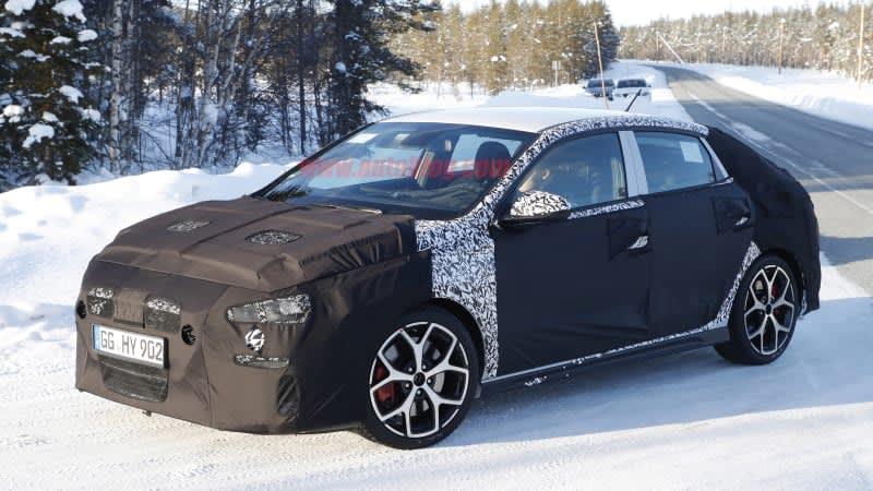 Hyundai i30 N getting 'fastback' variant