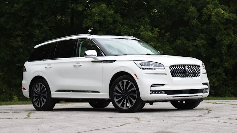 2021 Lincoln Aviator Review | America's finest luxury crossover