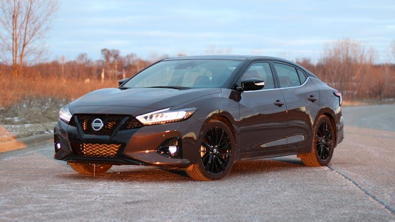 2021 Nissan Maxima 40th Anniversary Edition Road Test | The 4DSC hits 40