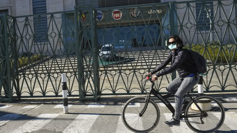 FCA to make 1 million face masks a month for North America coronavirus fight
