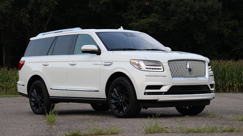 2021 Lincoln Navigator Review | The new land yacht