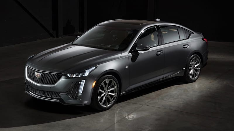 2020 Cadillac CT5 revealed, will replace the CTS
