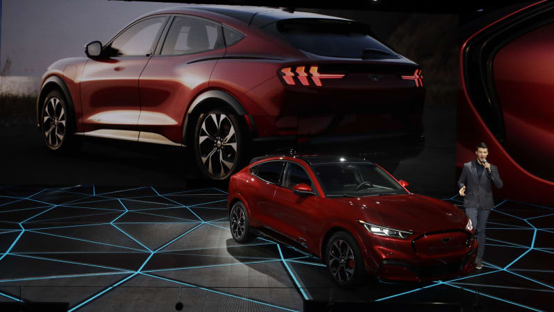 2021 New York International Auto Show moved to August