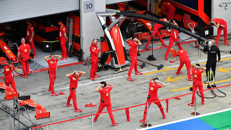 Formula One season starts Sunday, four months late and in a different world