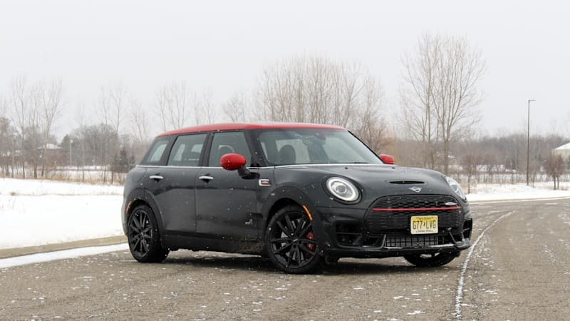 2020 Mini Clubman John Cooper Works First Drive | Personality at a price
