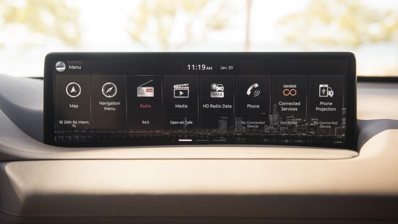 Hyundai, Kia, Genesis will get chip maker NVIDIA's infotainment in deal