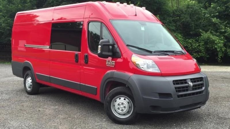 Daily Driver: 2015 Ram ProMaster Cargo