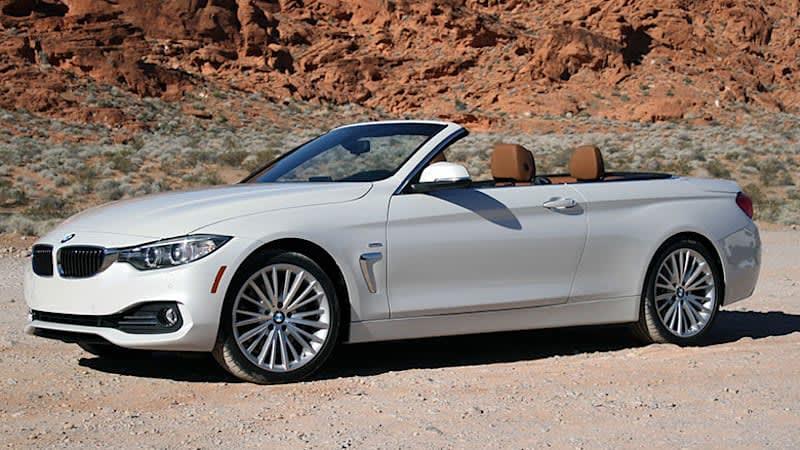 Next BMW 4 Series convertible may ditch folding hardtop