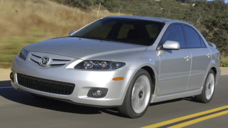 Mazda recalls 374,500 vehicles because of Takata inflators
