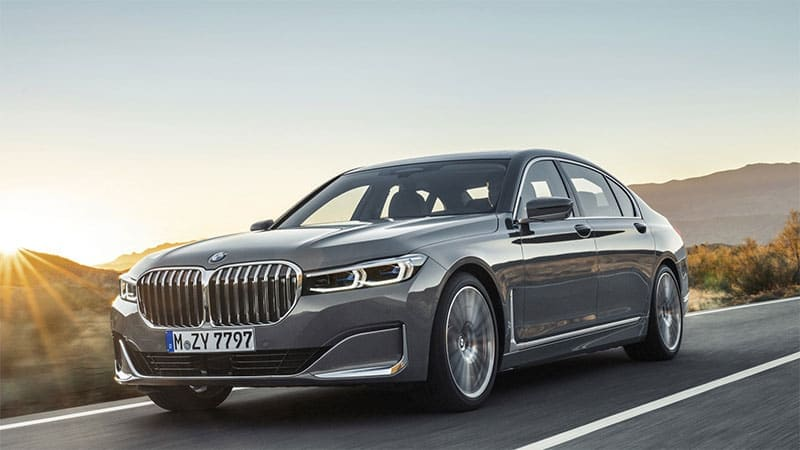 BMW boosts prices for the 2020 7 Series