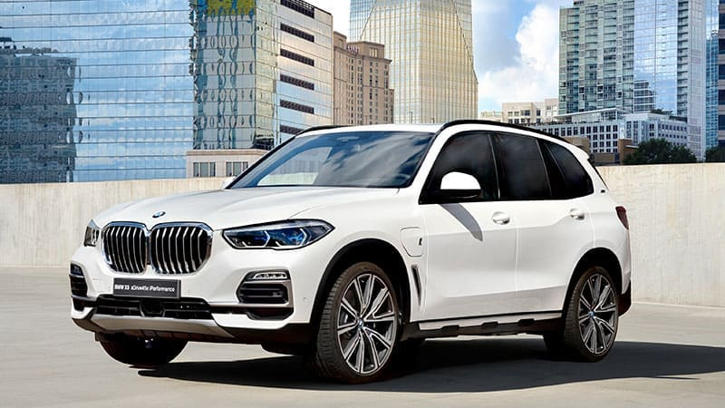 BMW X3 xDrive30e headlines a new and overhauled PHEV range