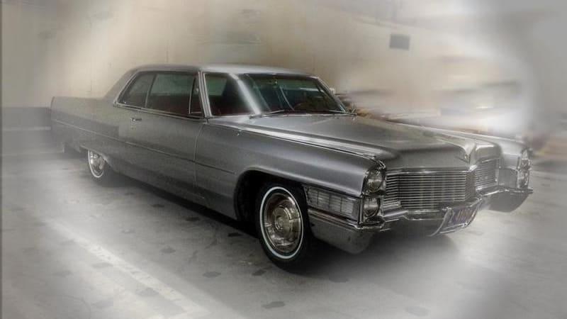 Don Draper's 1965 Cadillac Coupe de Ville up for auction