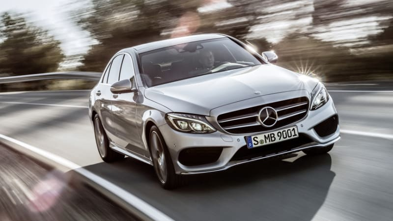 Mercedes recalling 33k C-Class and CLS-Class models in separate campaigns