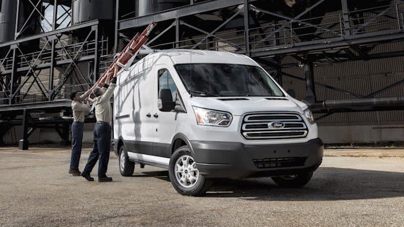 Ford recalling Transit models to fix driveshaft coupling, plus 2 smaller recalls