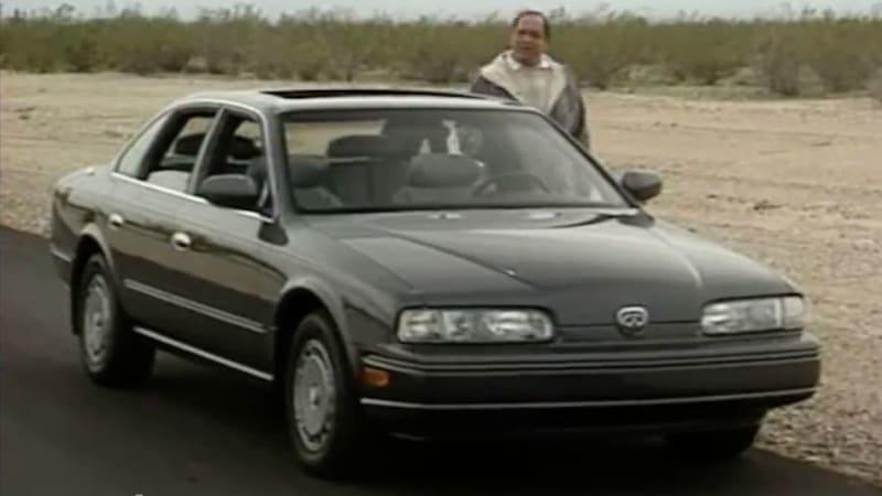 MotorWeek revisits 1990 Infiniti Q45