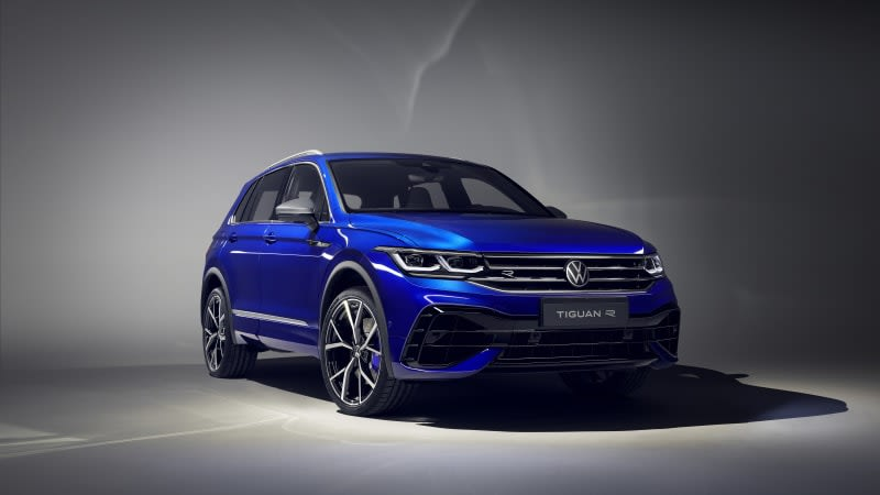 Volkswagen Tiguan R announced for Europe, and the door remains open in the U.S.