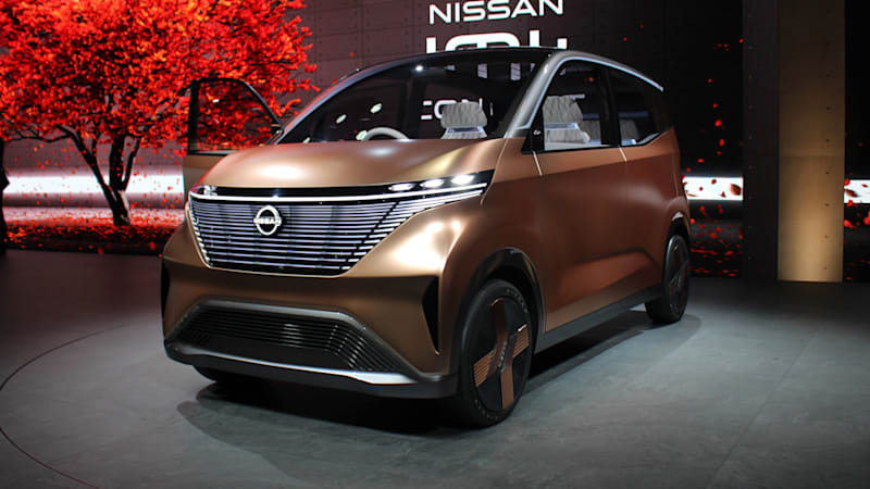 Mitsubishi and Nissan teaming up on electric kei car