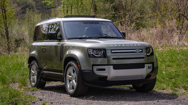 Land Rover Defender prototype will be hydrogen-electric