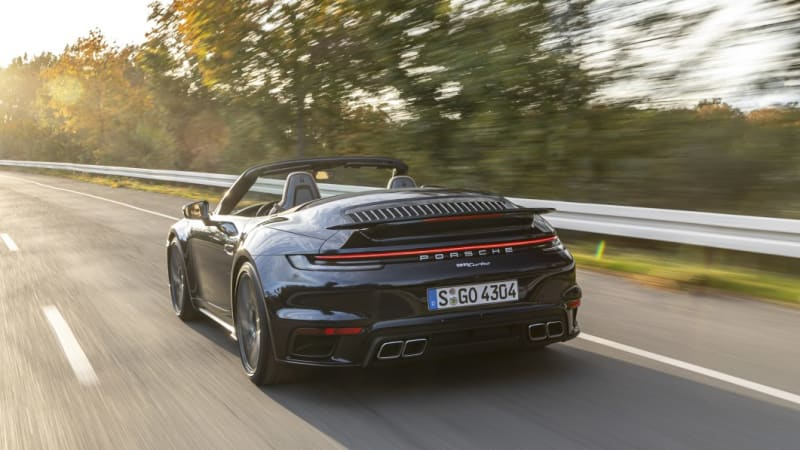 2021 Porsche 911 Turbo First Drive Review | Just when you think it couldn't get any better