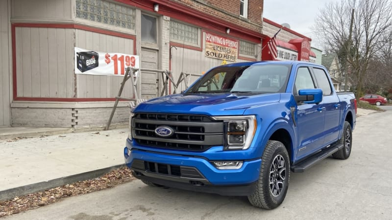 2021 Ford F-150 First Drive Review   Calm before the Lightning storm