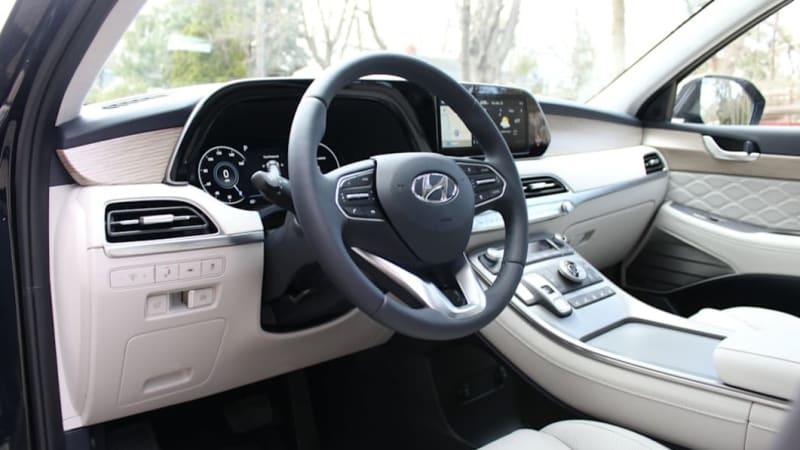 2021 Hyundai Palisade Long-Term Update   Feel the Quilting
