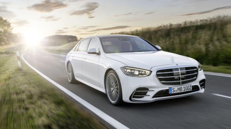 2021 Mercedes-Benz S-Class First Drive Review   The flagship reborn
