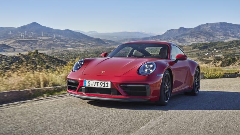 2022 Porsche 911 Carrera GTS splits the gap between the S and Turbo