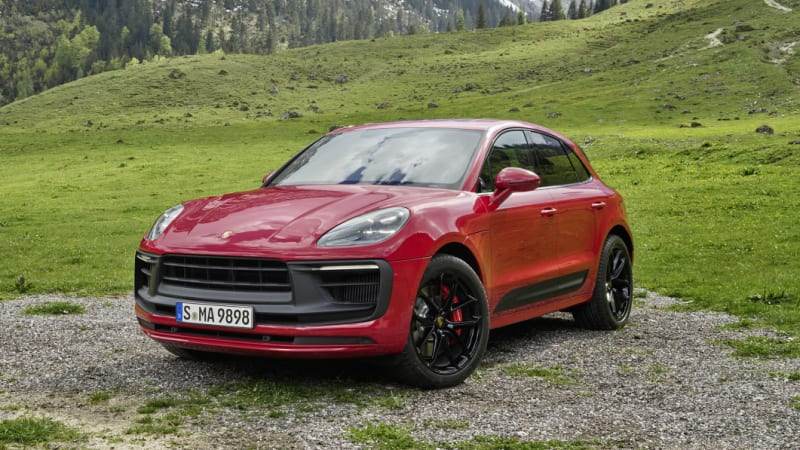 2022 Porsche Macan gets new front end, refreshed interior and more power